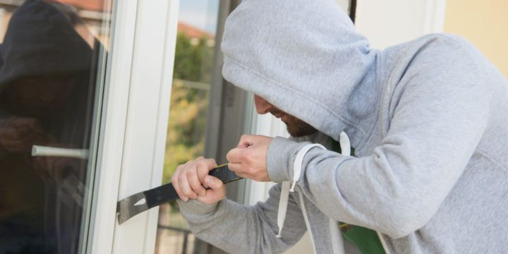 Four Tips To Make Your Home Burglar Proof