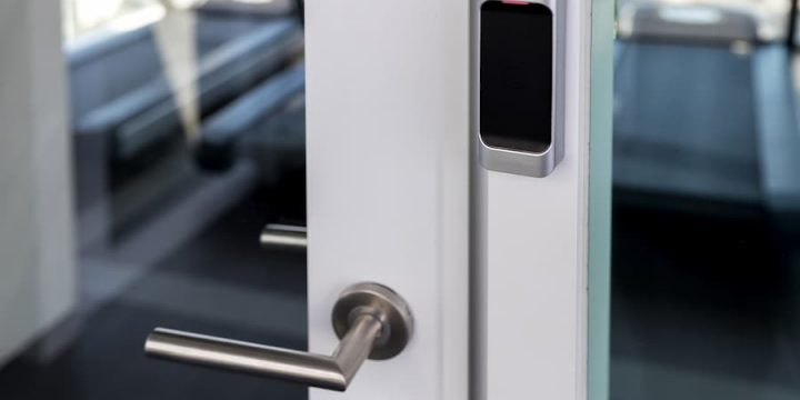 What is an electric strike lock?